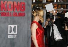 Brie Larson Obrazy Stock