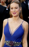 Brie Larson royaltyfria bilder
