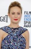 Brie Larson Imagem de Stock Royalty Free