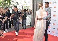 Brie Larson `Unicorn Store` premiere at 2017 Toronto International Film Festival Royalty Free Stock Photos