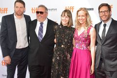 Brie Larson Directory Debut `Unicorn Store` premiere at 2017 Toronto International Film Festival Royalty Free Stock Photography