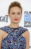 Brie Larson. At the 2016 Film Independent Spirit Awards held at the Santa Monica Beach in Santa Monica, USA on February 27, 2016 Royalty Free Stock Image