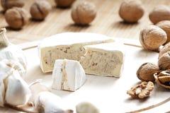 Brie riempito del formaggio Immagine Stock Libera da Diritti