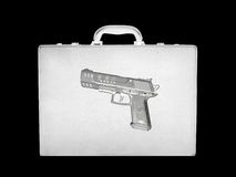 Brief Case Royalty Free Stock Images