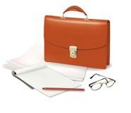 A briefcase  Stock Image