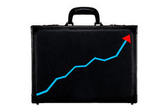 Briefcase-A Royalty Free Stock Images
