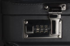 Briefcase Abstract with 911 on Lock Stock Images