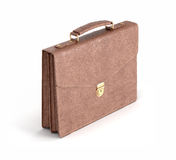Briefcase on  background Royalty Free Stock Images
