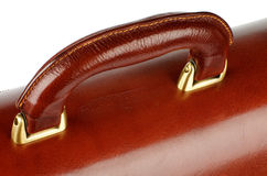 Briefcase Details Royalty Free Stock Photography