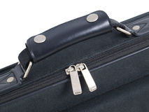 Briefcase handle Stock Images