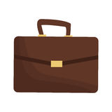 Briefcase icon image Royalty Free Stock Photo