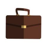 Briefcase icon image Royalty Free Stock Photos