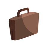 Briefcase icon image Stock Photography