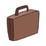 Briefcase icon image Stock Photos