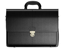 Briefcase isolated Stock Photography