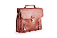 Briefcase isolated Royalty Free Stock Image