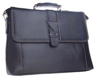 Briefcase isolated on background Stock Images