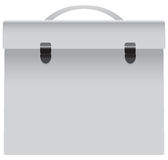 Briefcase for official papers Stock Image