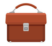 Briefcase for  papers Royalty Free Stock Photos
