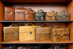 Briefcases Royalty Free Stock Photography