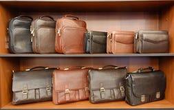 Briefcases Stock Photo
