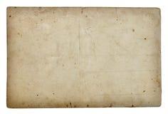 Briefkaart Royalty-vrije Stock Fotografie