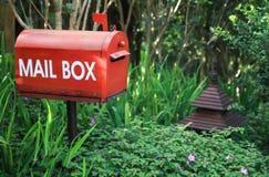 Briefkasten Stockbild