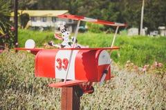 Briefkasten lizenzfreie stockfotografie
