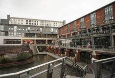 Briefkasten Birmingham Stockfotografie