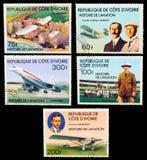 Briefmarke Stockfoto
