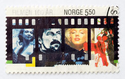 Briefmarke Stockfotografie