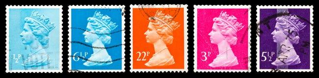 Briefmarke Stockbilder