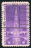 Briefmarke Lizenzfreies Stockfoto