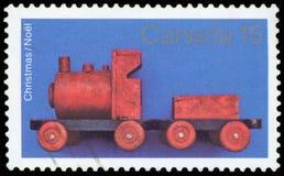 Briefmarke - Kanada lizenzfreies stockbild