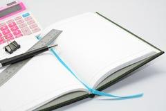 Briefpapier für Büro Stockfoto