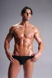 briefs man muscle Στοκ Εικόνα