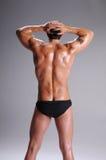 briefs man muscle Στοκ φωτογραφίες με δικαίωμα ελεύθερης χρήσης