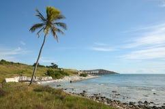 briege佛罗里达锁上美国 库存照片