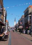Brielle στη νότια Ολλανδία, οι Κάτω Χώρες Στοκ Εικόνες
