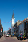 Brielle στη νότια Ολλανδία, οι Κάτω Χώρες Στοκ εικόνα με δικαίωμα ελεύθερης χρήσης