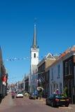 Brielle in Südholland, die Niederlande Lizenzfreies Stockbild