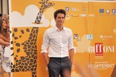 ` Brien al Giffoni Film Festival 2014 de Dylan O Foto de archivo