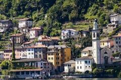 Brienno, Italy Royalty Free Stock Photo