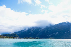 Brienz cruise Royalty Free Stock Photo