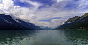 Brienz lake, Bern, Switzerland Stock Photo