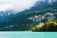 Brienz rejs Obrazy Royalty Free