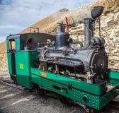 brienz-Rothorn Taborowy Szwajcaria - Lokomotywa II Obrazy Stock