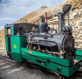 Brienz-Rothorn Train Switzerland -Locomotive II Stock Images