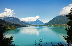Brienz, Suíça Imagens de Stock