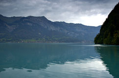 Brienzersee Royalty Free Stock Photography